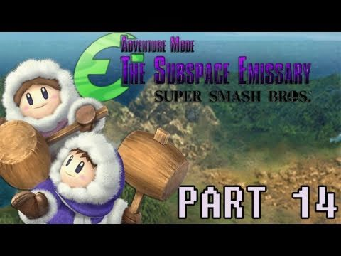 preview-Gaming with the Kwings - SSBB The Subspace Emissary part 14 co-op (Kwings)