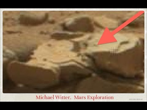 Mars - NASA photographs show manufactured items which must be machinery or tools. To me this is absolute proof of past life on Mars Piease visit my Channel: http://...