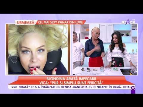 Vica Blochina arată cum se face deodorantul natural (видео)