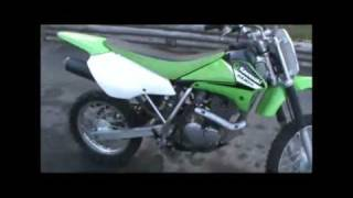 5. 2006 KAWASAKI KLX 125 FOR SALE
