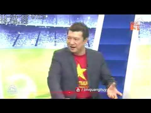 BLV Quang Huy và những ký ức đặc biệt về sân Hàng Đẫy | BLV Quang Huy - Thời lượng: 20 phút.