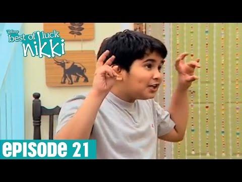 Best Of Luck Nikki | Season 1 Episode 21 | Disney India Official