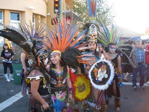 Oakland, CA - Dia de los Muertos (Day of the Dead) celebration