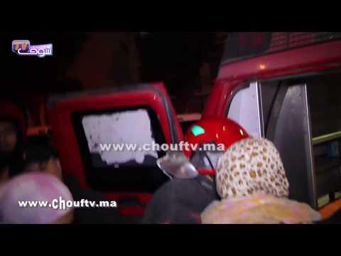 العرب اليوم - شاهد: توقيف مُتزوّجة بين أحضان عشيقها داخل شقة في أغادير