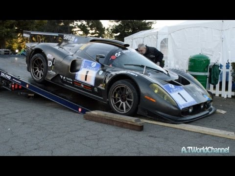 FAIL! 1 of 1 Ferrari P4/5 Competizione Loading Fail, Starts Up ...