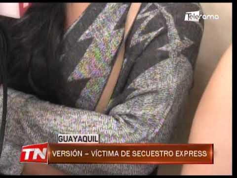 2 venezolanas fueron víctimas de secuestro express
