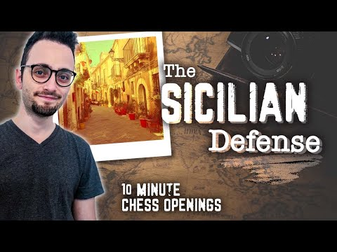 The Sicilian Defense | 10-Minute Chess Openings