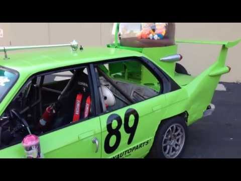 24 Hours of LeMons team creates The Homer for racing