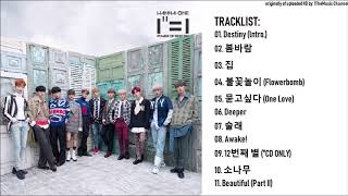 Video [FULL ALBUM] Wanna One (워너원) - 1집 1¹¹=1 (POWER OF DESTINY) MP3, 3GP, MP4, WEBM, AVI, FLV Januari 2019