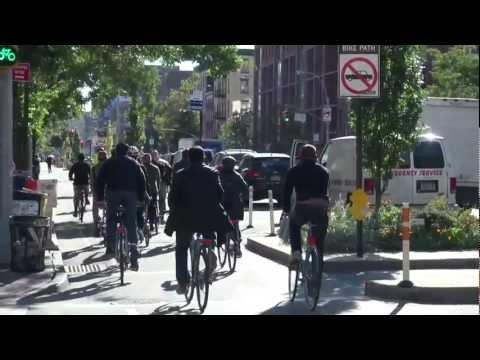 Streetfilms - GreenLane Project (Bikes Belong)