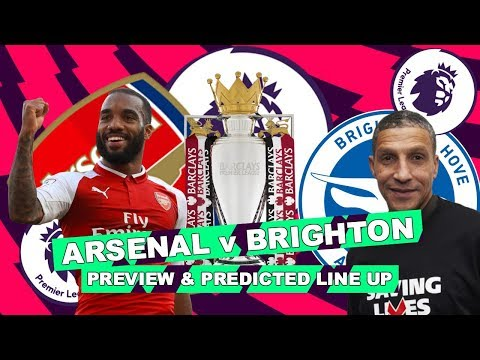 ARSENAL v BRIGHTON - WILL THIS BE A COMFORTABLE WIN? - MATCH PREVIEW