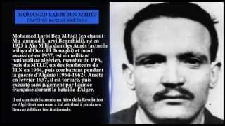 Hommage a Larbi Ben Mhidi- Al Magharibia 2