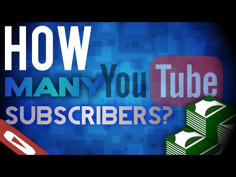 How Many Subscribers do you Need to Make Money on YouTube?