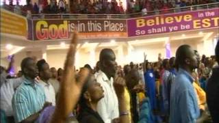 Pastor Dayo Olutayo - The Working Of The Anointing Pt 1