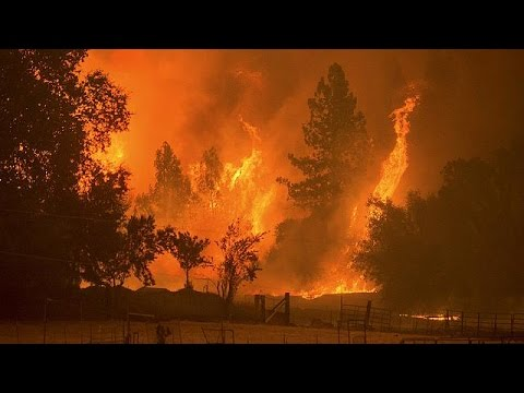 ΗΠΑ: Επέλαση της πύρινης λαίλαπας στην Καλιφόρνια