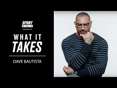 "Dave Bautista | ""Wrestling Tore My Marriage Apart!"" 