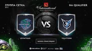 Leviathan vs VGJ.Storm, The International NA QL [Jam, Eiritel]