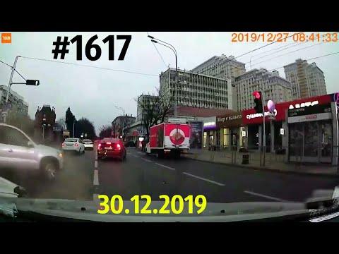 Новая подборка ДТП и аварий от канала Дорожные войны за 30.12.2019.