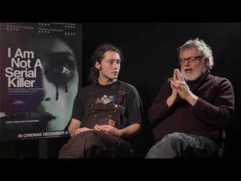 I AM NOT A SERIAL KILLER - Interview with director Billy O'Brien & Actor Max Records.