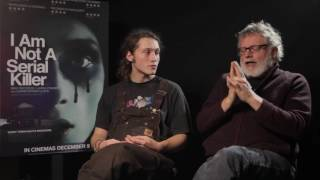 Nonton I AM NOT A SERIAL KILLER - Interview with director Billy O'Brien & Actor Max Records. Film Subtitle Indonesia Streaming Movie Download