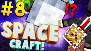 Minecraft SPACE CRAFT - SPACE STATION - Modded Survival #8