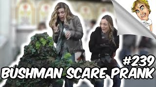 Video FUNNY PRANK! BUSHMAN SCARE PRANK #239 | Ryan Lewis Pranks MP3, 3GP, MP4, WEBM, AVI, FLV Juli 2019