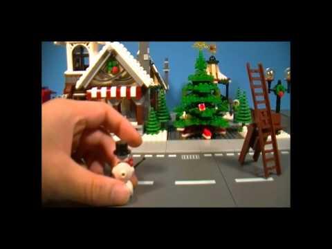 LEGO - 10199 - Jeu de Construction - Creator - La Boutique Jouets d'hiver