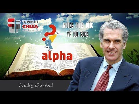 ALPHA - Chuyên Đề Về ĐỨC THÁNH LINH