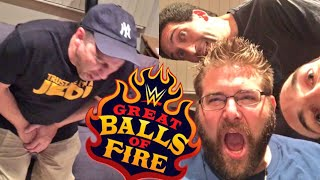 GTS PPV: https://www.youtube.com/watch?v=P6yAgEqlPtQGrim and his cringe friends react live to wwe great balls of fire 2017 pay per view and laugh at the results in this funny review vlog!fan mail addressgrims toy showpo box 371island heights nj 08732GTS SHIRTS AT http://www.prowrestlingtees.com/grimstoyshowGTS CHANNEL: https://www.youtube.com/watch?v=InsA0vtvSK8GRIMS TOY CHANNEL: https://www.youtube.com/watch?v=gaXIJukCHksMORE FUN AT OUR WEBSITE http://grimstoyshow.com/FOLLOW US ON TWITTER https://twitter.com/GrimsToyShow