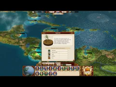 Commander: Conquest of the Americas (CD-Key, Steam, Region Free) trailer