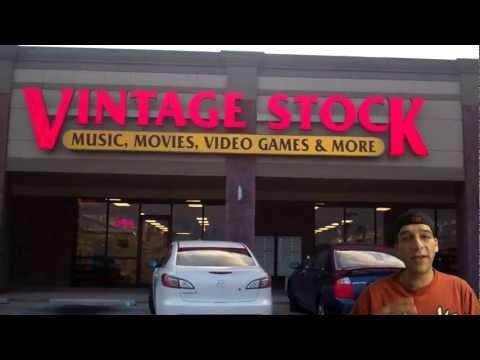Visiting Vintage Stock Springfield, MO - Gamester81