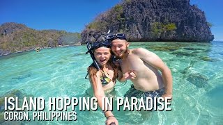 Coron Philippines  city photo : ISLAND HOPPING IN PARADISE!!!! | Coron, Philippines