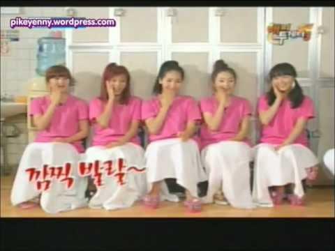 Wonder Girls Funny Clip #16: Omona Poses