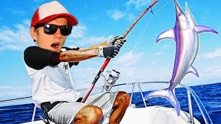 Video THE BEST FISHING SIMULATOR! (Cat Goes Fishing) MP3, 3GP, MP4, WEBM, AVI, FLV Juni 2019