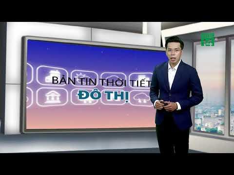 Thời tiết đô thị 22/07/2019: TP HCM và các tỉnh thành Nam Bộ có mưa dông vào chiều tối | VTC14