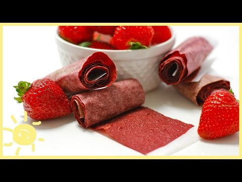 MEG |  HOMEMADE FRUIT ROLL UP