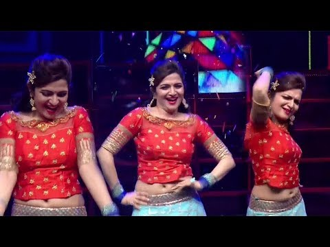 Video Vijay TV Anchor DivyaDarshini Hot Open Navel Show download in MP3, 3GP, MP4, WEBM, AVI, FLV January 2017