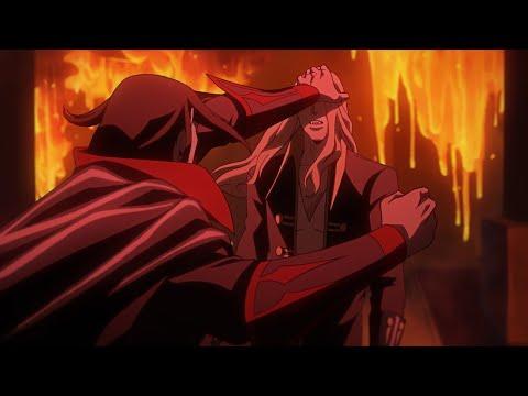 Alucard vs. Dracula | Castlevania Season 2