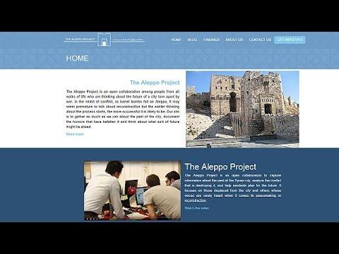 Σχέδιο για να ανοικοδομηθεί το Χαλέπι μετά τον πόλεμο