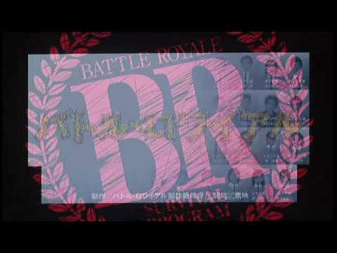 Battle Royale (2000) - Kinji Fukasaku - Trailer - [HD]