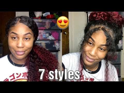 EASY HAIRSTYLES FOR CURLY HAIR  LAVY HAIR