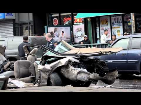 Brooklyn car crash