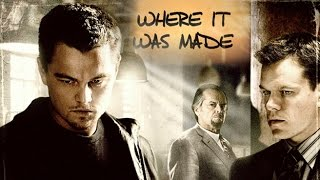 Where it was Made: The Departed by JoBlo Movie Trailers