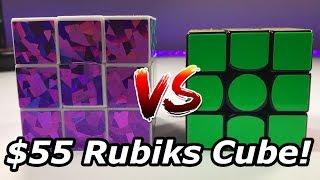 Video $1 Rubiks Cube Vs. $55 Rubiks Cube MP3, 3GP, MP4, WEBM, AVI, FLV Mei 2019