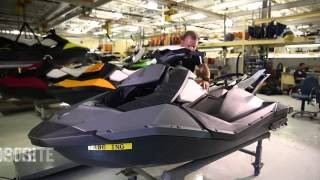 5. Sea-Doo Spark | Sparking the Dream