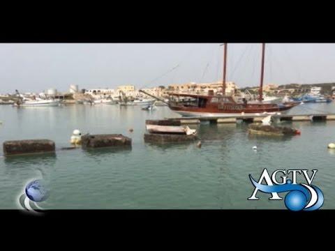 Marrobbio a Lampedusa, molti danni alle imbarcazioni