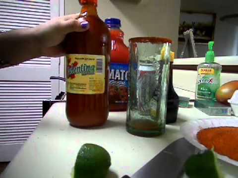 como hacer una michelada/facil