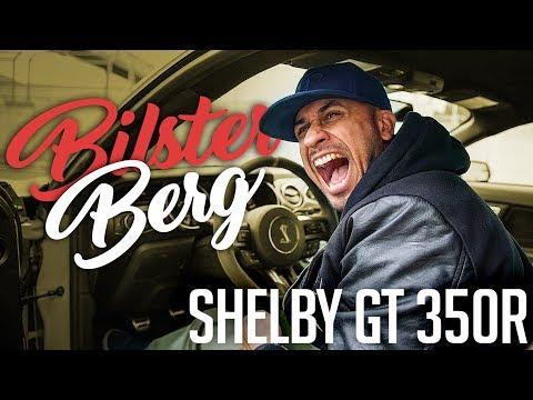 JP Performance - Ford Mustang Shelby GT350R   Bilster Berg_Legjobb videók: Autó