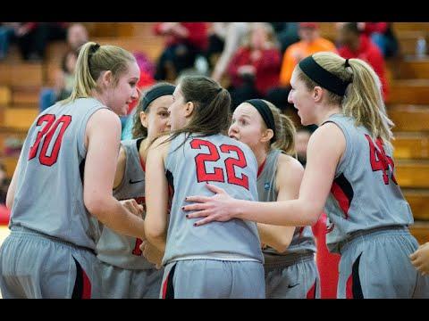 Lynchburg Women's Basketball vs Virginia Wesleyan