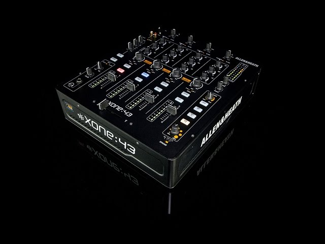 Xone:43 4+1 Channel DJ Mixer
